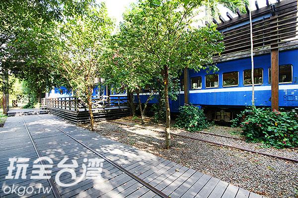 「合興車站」是台灣少見的「折返式的車站」/玩全台灣旅遊網攝