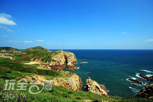 神祕小海灣有關於八仙的傳說愛情故事/玩全台灣旅遊網攝