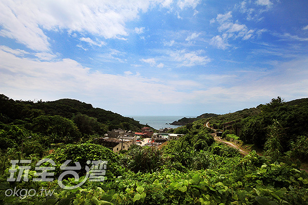 田沃村的繁華熱鬧曾有西莒西門町之稱/玩全台灣旅遊網攝