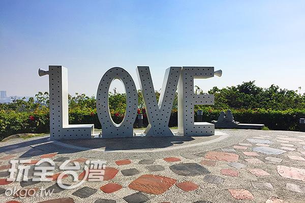 愛情悄悄話傳聲筒~大聲告訴戀人藏在心中的悄悄話吧/玩全台灣旅遊網攝
