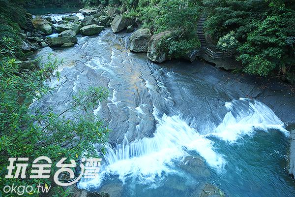 新北市石碇區淡蘭古道/玩全台灣旅遊網攝
