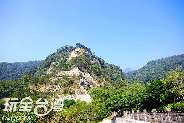 新北市北投區貴子坑五指山層/玩全台灣旅遊網攝