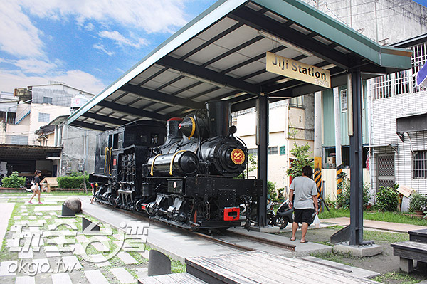 自日治時期建造迄今的火車站,風華依舊/玩全台灣旅遊網攝