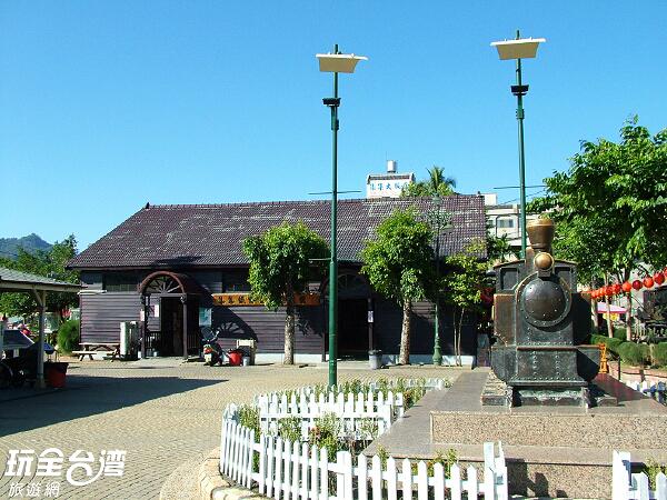 內部收藏珍貴的文物、照片 /玩全台灣旅遊網攝