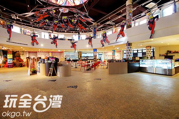 這就是...影分身之術的真實景像!/玩全台灣旅遊網攝