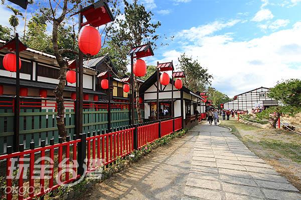 好有味道的日本街道呀/玩全台灣旅遊網攝