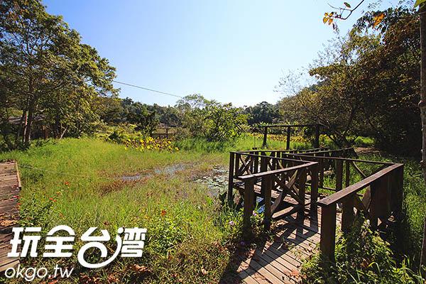 人與大自然共生的概念在這裡表現無遺/玩全台灣旅遊網攝