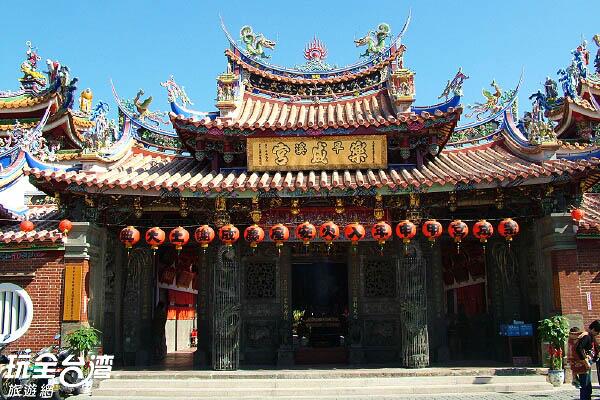 5/1在樂成宮前廣場即將有由小青蛙劇團帶來新虎姑婆的奇幻兒童劇喔/玩全台灣旅遊網攝