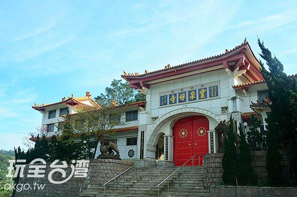月眉山靈泉禪寺為「台灣佛教四大法脈」之首/陳楊昇提供