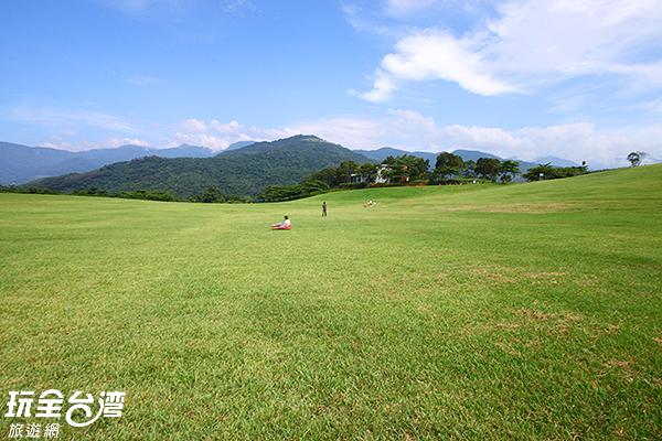 讓人心曠神怡的大草原/玩全台灣旅遊網攝
