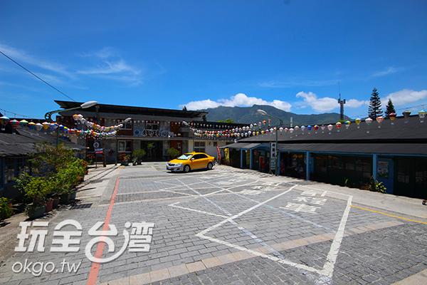 鹿野車站妝點的可愛繽紛/玩全台灣旅遊網攝