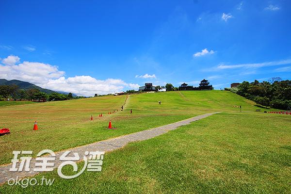 熱氣球嘉年華每年於此舉辦/玩全台灣旅遊網攝