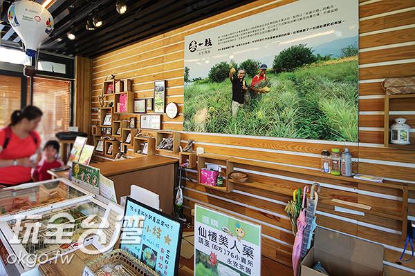 誠信商店內沒有店員,就靠大家的良心投幣/玩全台灣旅遊網攝
