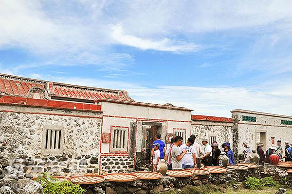 閩南式古厝相當具有特色/玩全台灣旅遊網特約記者陳健安攝