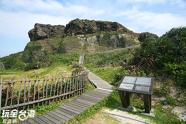 沿著步道循序前進,可抵高處/玩全台灣旅遊網攝