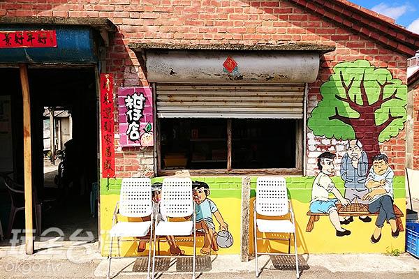 小時候最愛的古早味柑仔店/玩全台灣旅遊網特約記者蔡忻容攝