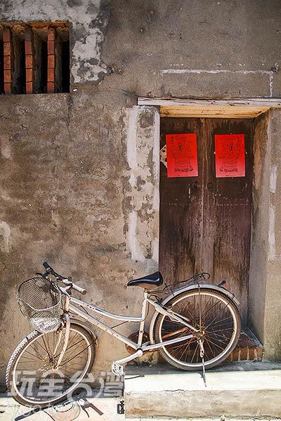 巷弄一角,彷彿都藏著一段故事/玩全台灣旅遊網特約記者陳健安攝