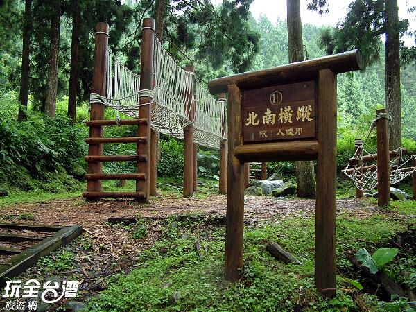 園區內也有許多設施可以讓小朋友挑戰/玩全台灣旅遊網攝
