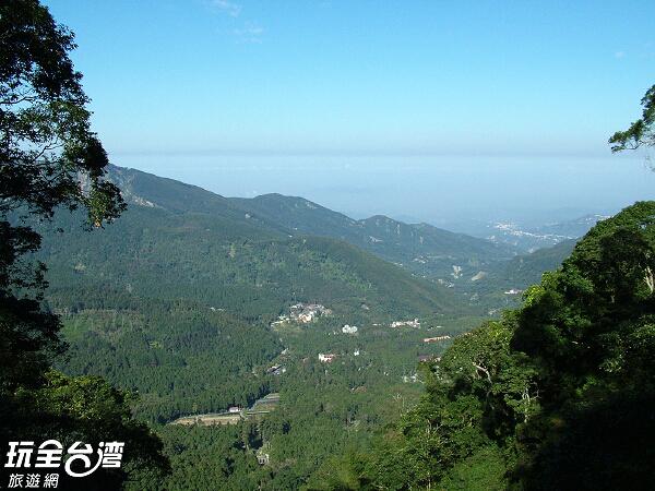 原為森林遊樂區的溪頭景色優美/玩全台灣旅遊網攝