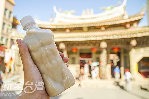 不用到台南,也能喝到小鮮肉/玩全台灣旅遊網特約記者陳健安攝