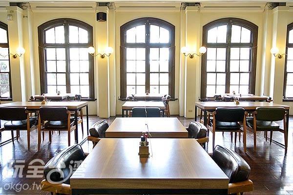 一樓改為餐廳營運/玩全台灣旅遊網特約記者陳健安攝