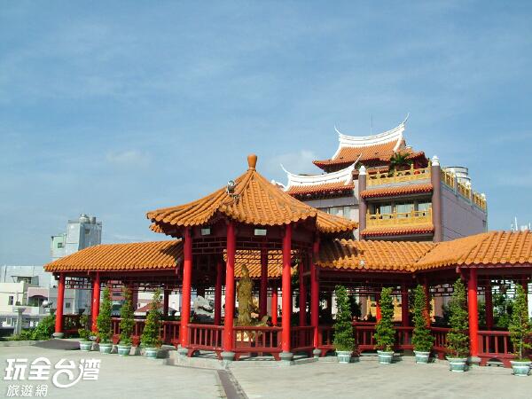 別誤會!這裡不是中國江南,而是雲林北港/玩全台灣旅遊網攝