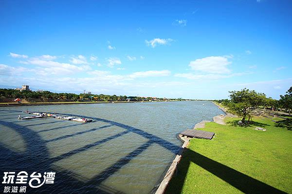 冬山河親水公園是多項大型活動的舉辦場地/玩全台灣旅遊網攝