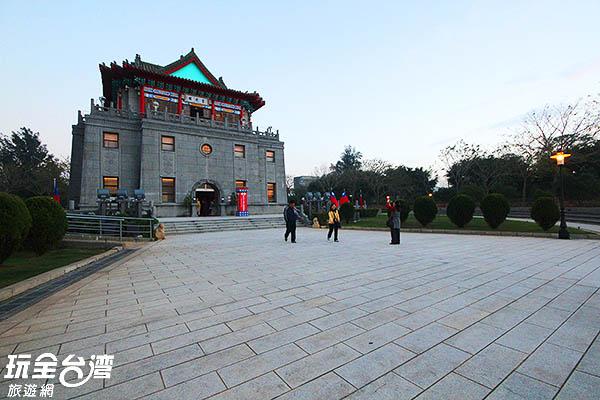 這裡是遊客拍照駐足的好去處/玩全台灣旅遊網攝