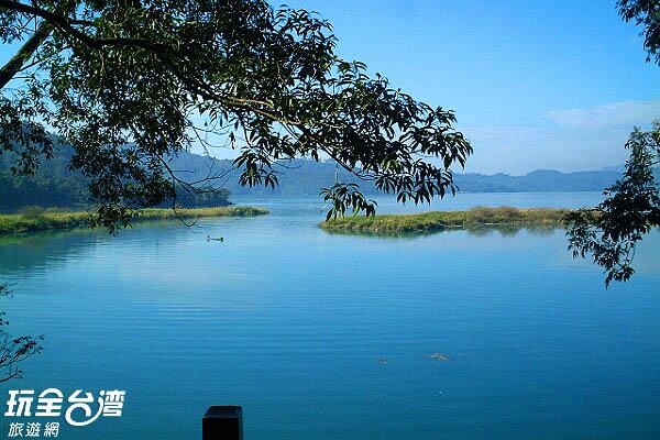 優美的景致,彷彿時光都隨之靜止/玩全台灣旅遊網攝
