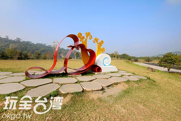 在這愛的氛圍之中聽著音樂別有一番「浪漫」呀!/玩全台灣旅遊網攝