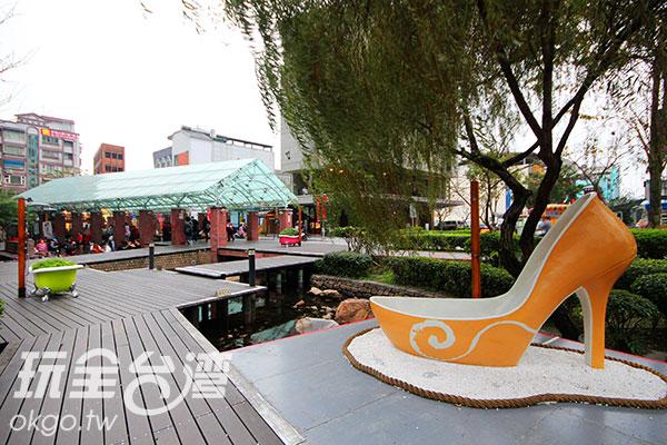 找雙舒服的鞋子,讓我們一起到礁溪踏青囉!/玩全台灣旅遊網攝