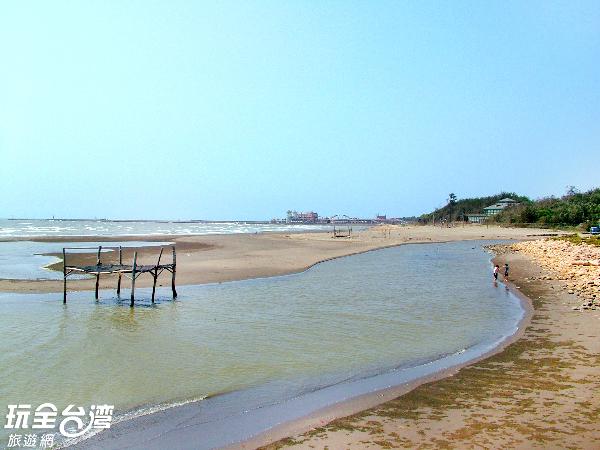 濱海公路能欣賞海景,也別有一番風情。/玩全台灣旅遊網攝