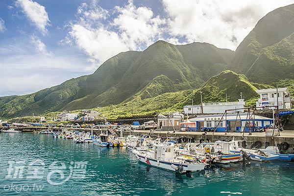 彷彿一幅美麗的風景畫/玩全台灣旅遊網特約記者陳健安攝