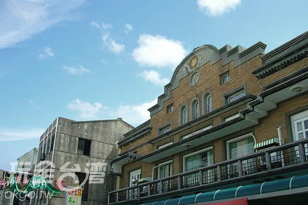 北港戲院曾為當年三大電影院之一/玩全台灣旅遊網攝
