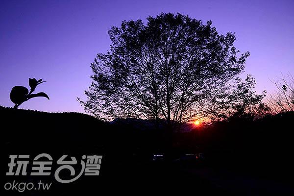 滿月圓國家森林遊樂區-新北三峽區/玩全台灣旅遊網特約記者陳楊昇攝