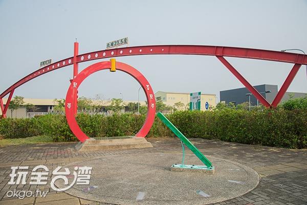 不僅是地標更有著教育意義/玩全台灣旅遊網特約記者張庭毓攝