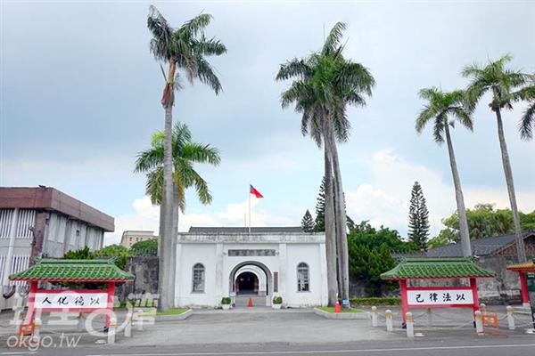 由舊監獄改建為獄政博物館,掀開令人好奇的監獄真面目/玩全台灣旅遊網特約記者許志模攝