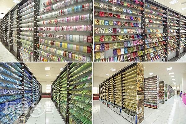光一個色系就可以排滿整個櫃子/玩全台灣旅遊網特約記者陳健安攝