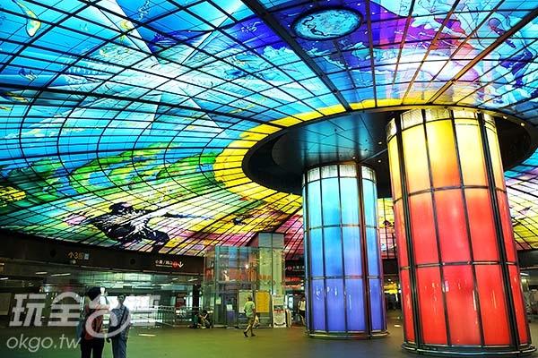 透過藝術的語言,能讓人看見更多屬於這世界的美好/玩全台灣旅遊網特約記者阿辰攝