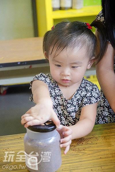 連小朋友都可以輕易完成!/玩全台灣旅遊網特約記者陳健安攝