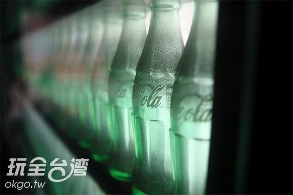可口可樂帶給我們許多歡樂的回憶/玩全台灣旅遊網特約記者A-he攝