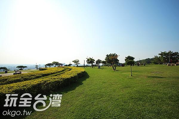 占地遼闊的虎頭山到桃園一定要來的!/玩全台灣旅遊網攝