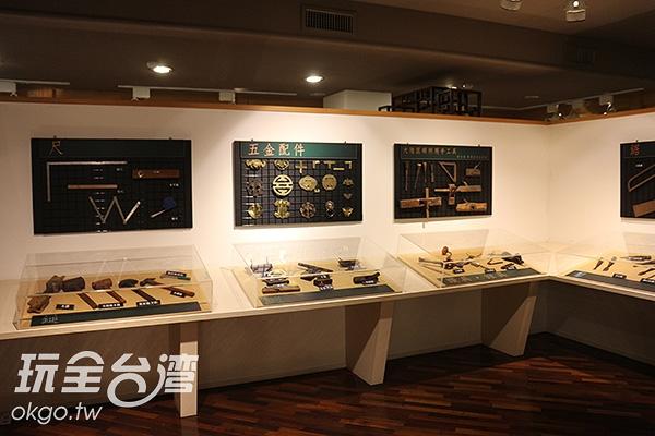 小家飾在這裡也有專業的介紹/玩全台灣旅遊網特約記者黃琮瑜攝