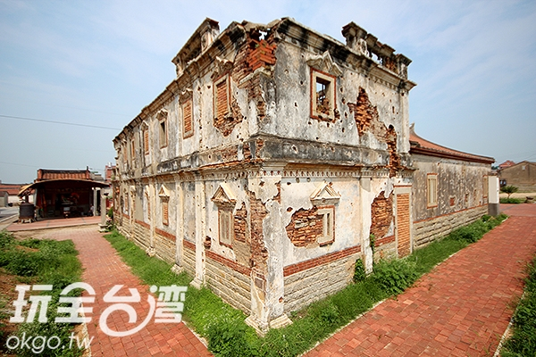 擁有難忘歷史的北山古洋樓/玩全台灣旅遊網攝