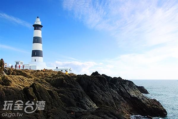 佔地僅有0.021平分公裡的目斗嶼是澎湖最北端的島嶼/玩全台灣旅遊網特約記者Ming攝