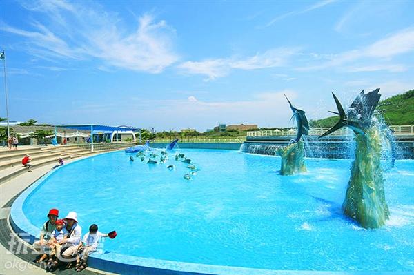 在這裡有各式各樣的豐富水生動物可以欣賞/玩全台灣旅遊網攝