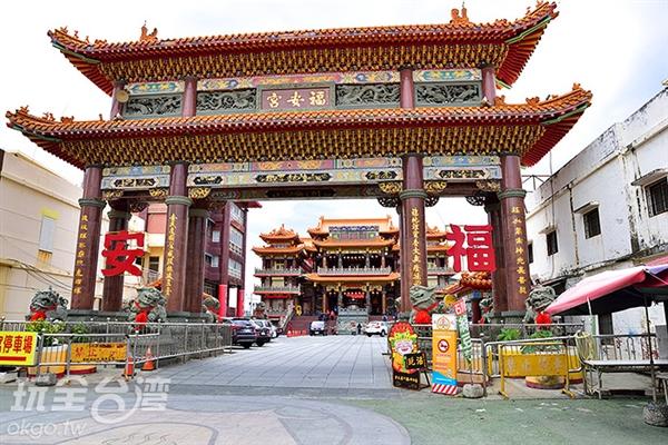 福安宮為車城居民的信仰中心/玩全台灣旅遊網特約記者吳明倫攝