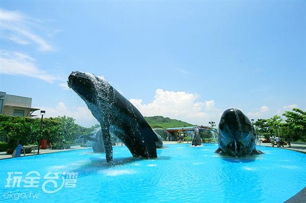 小朋友們最期待的海生館到拉~!/玩全台灣旅遊網攝