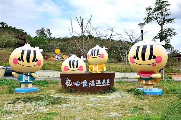 車城最有名的還有四重溪溫泉啦!/玩全台灣旅遊網特約記者吳明倫攝