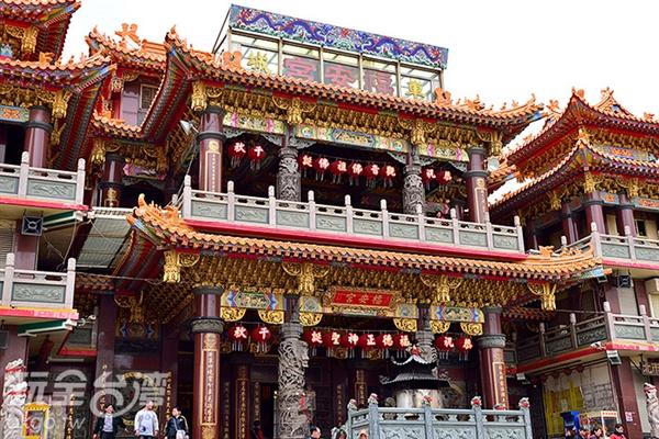 在建造新廟前還有段廣為流傳的神蹟佳話/玩全台灣旅遊網特約記者吳明倫攝